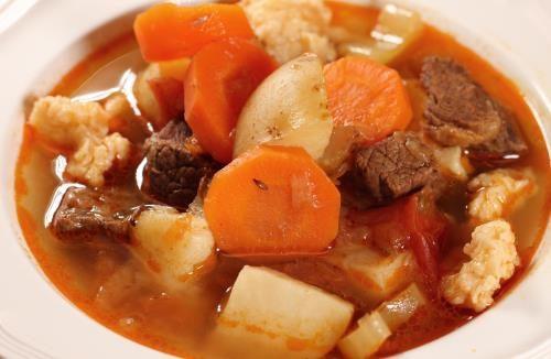 Gulyas (Ghoul-Yaash) Soup