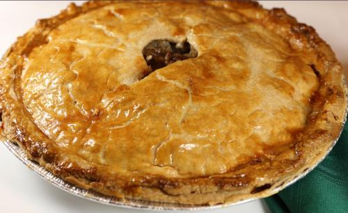 French Canadian Meat Pie – Tourtiere Du Quebec