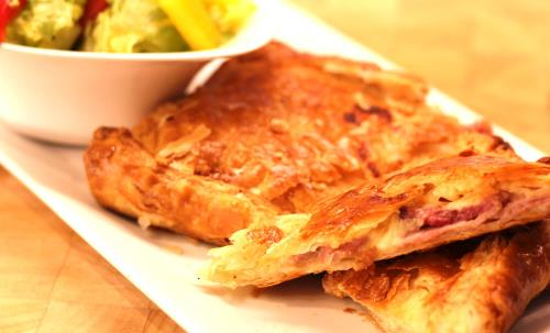Ham and Cheese Tarte