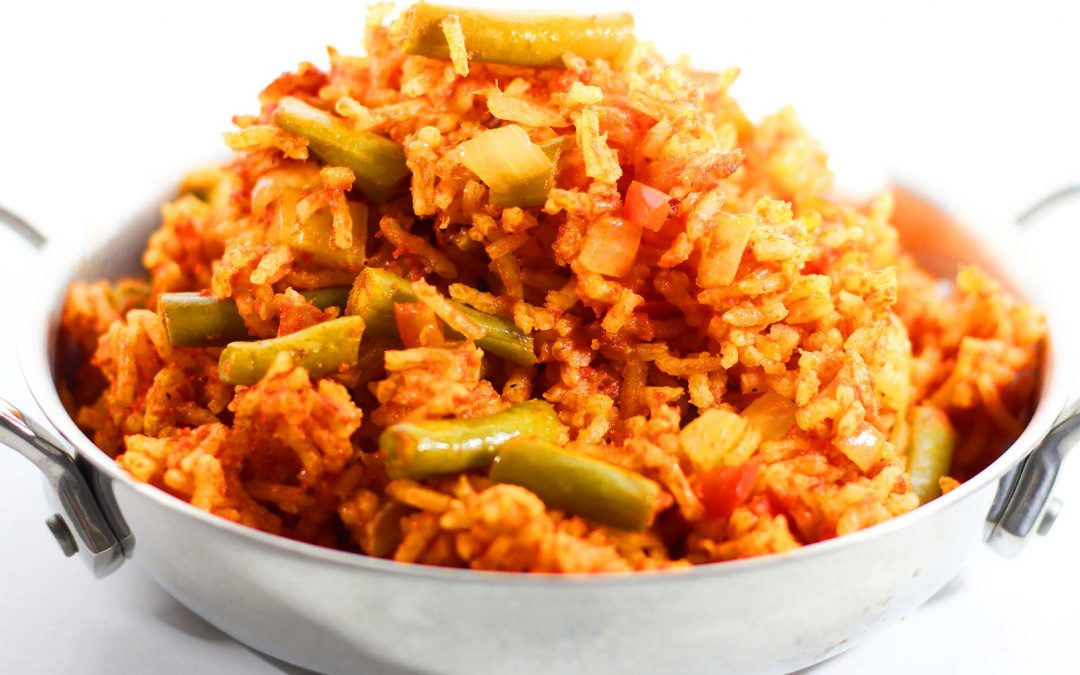 Spanish Rice, My Way