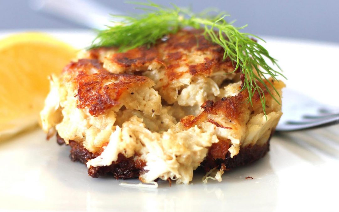 The Best Crab Cakes Ever