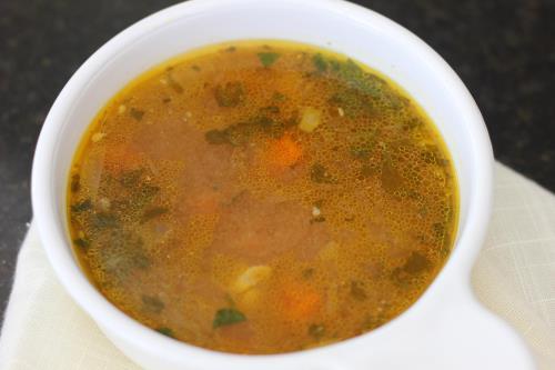 Ragu (Leh-Vesh) Soup