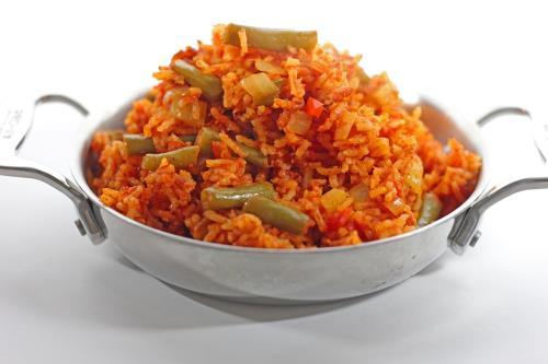 Spanish Rice, My Way