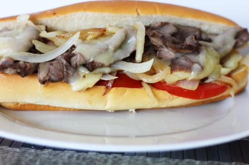 THE (Almost) Original Philly Cheese Steak