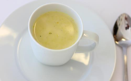 French Spring Pea Soup