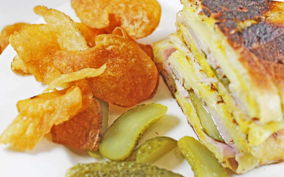 Left Over Pork Roast? How About a Cubano?