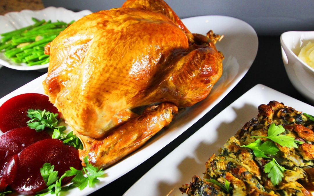 Our 'Mini' Thanksgiving Dinner….