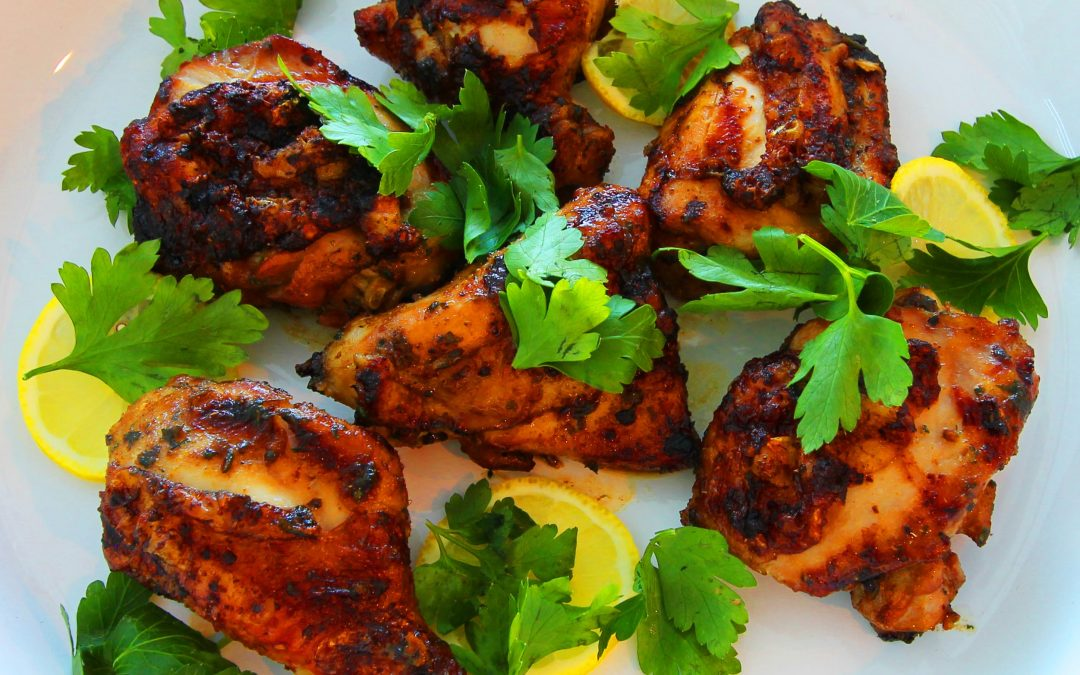 856 Million Chicken Recipes….