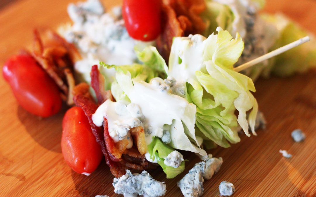 All American Wedge Salad