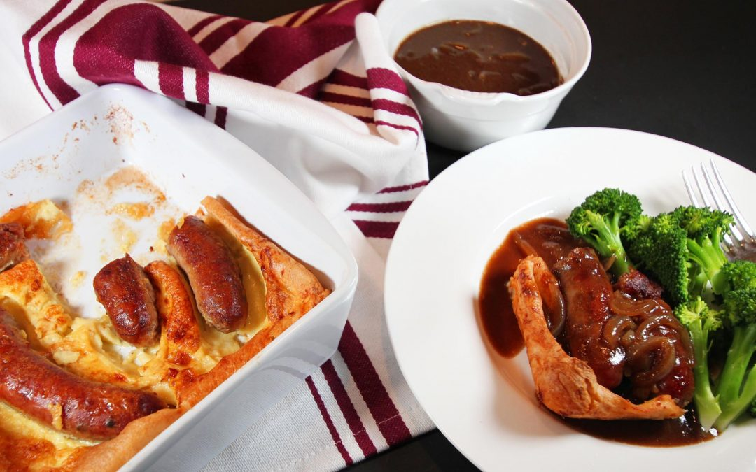Toad-in-the-Hole for Lunch?
